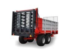 Rozrzutnik obornika N-255/5  10 ton Igamet