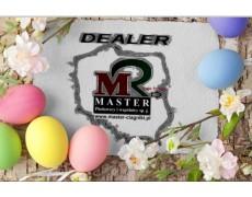 Wesołych Świąt Wielkanocnych - Życzy firma Master  ! ! !