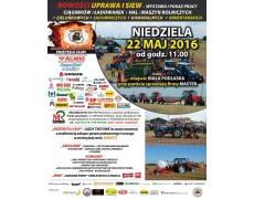 Pokaz maszyn MASTER DEMO TOUR Przetestuj i kup 22.05.2016r