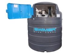 Zbiornik do AdBlue SWIMER SWIMER BLUE TANK 2500 ECO-Line dwupłaszczowy